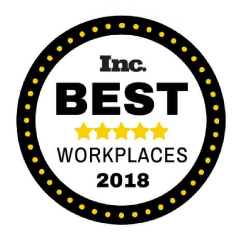 2019 Inc Best Work Places
