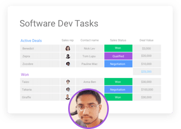 Manage tasks with monday.com's design project management software