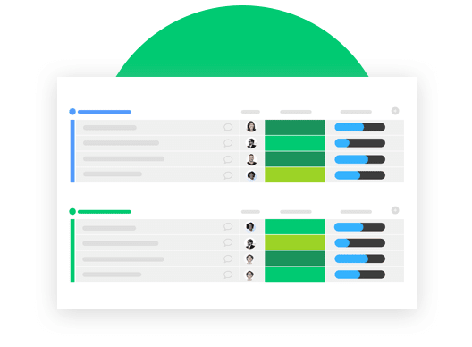 Team Management Software - Employee onboarding template