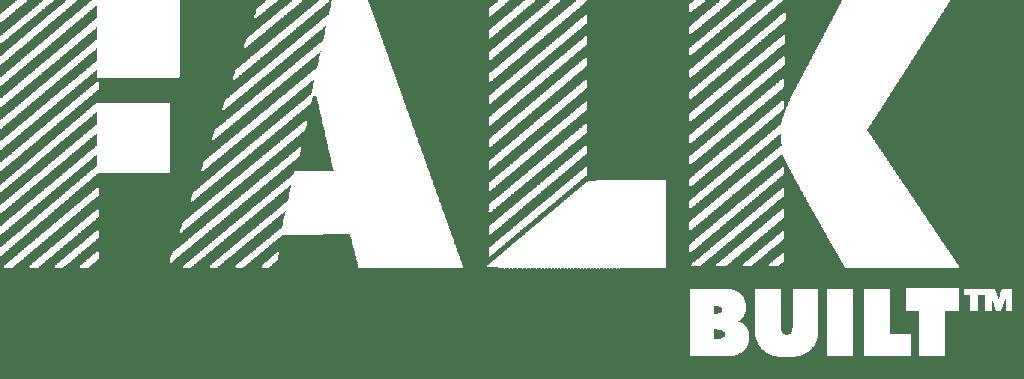 falkbuilt logo white