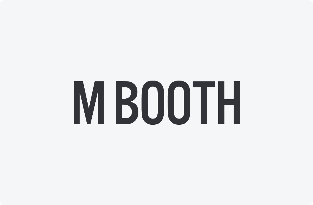 mbooth image logo