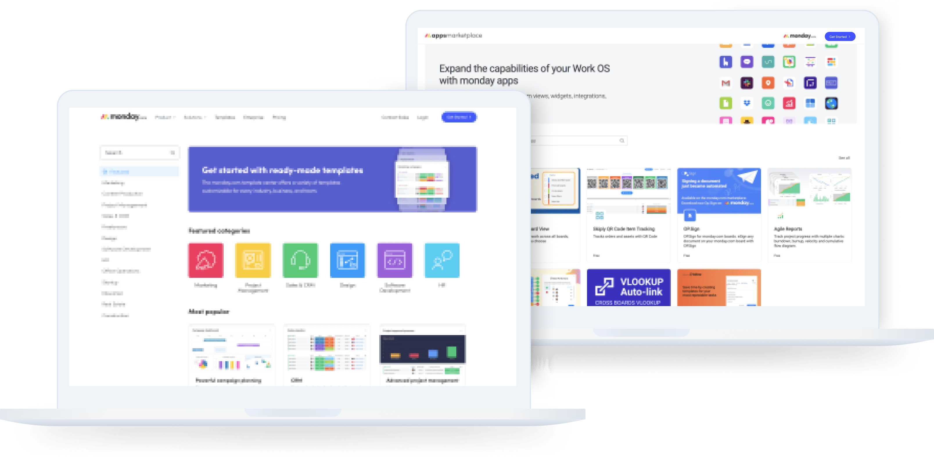 apps and templates smb