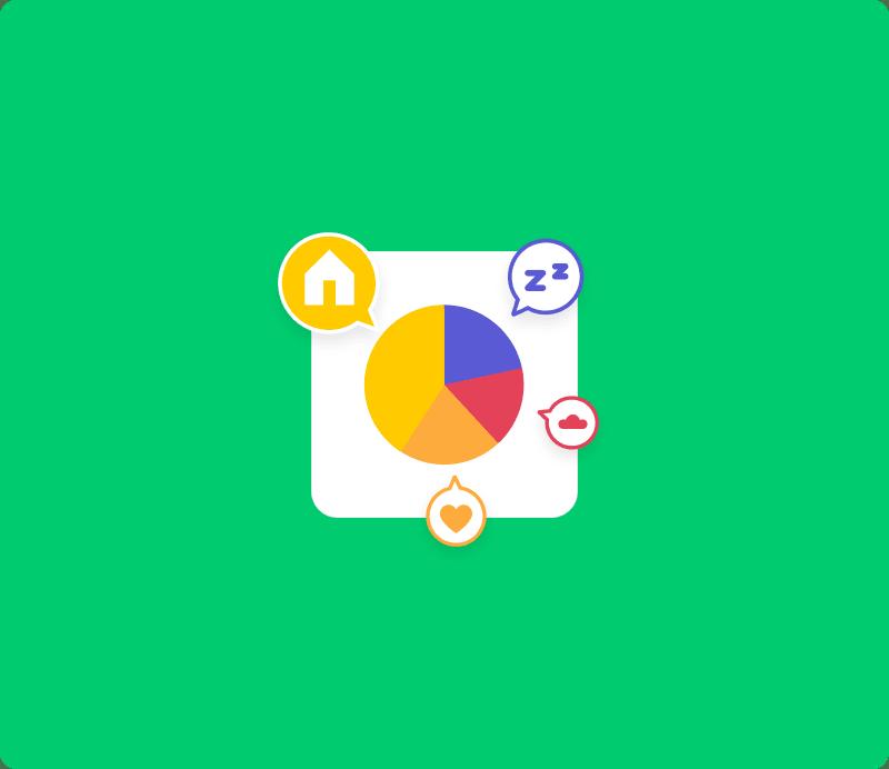 Working status monday app logo