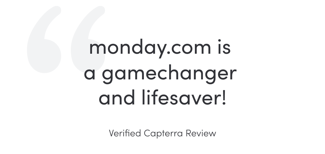 Quote VerifiedCapterraReview 1