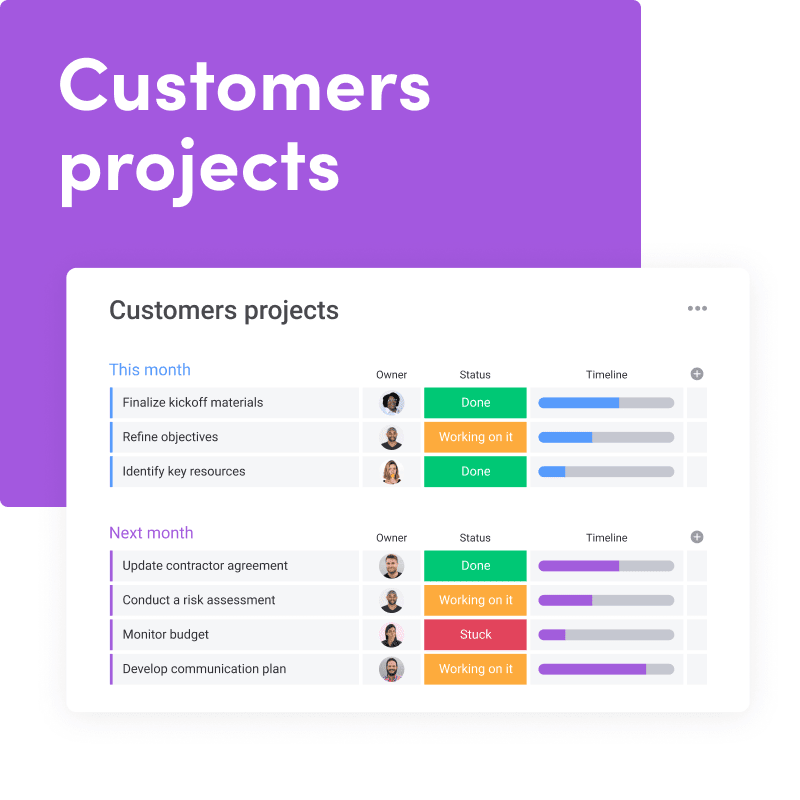 costumerprojects crm