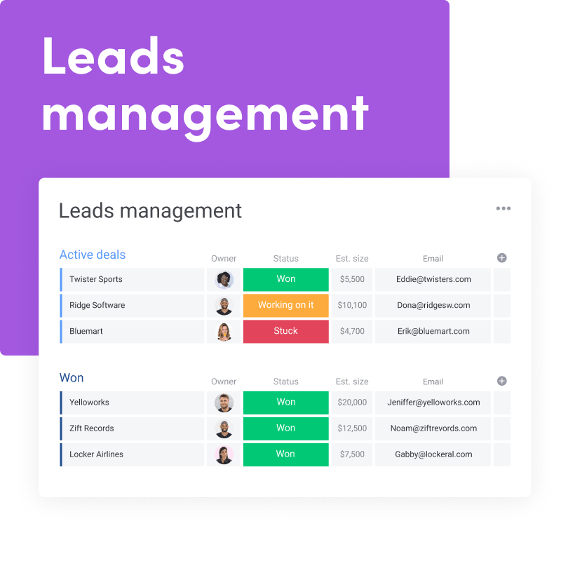 leadmanagement crm