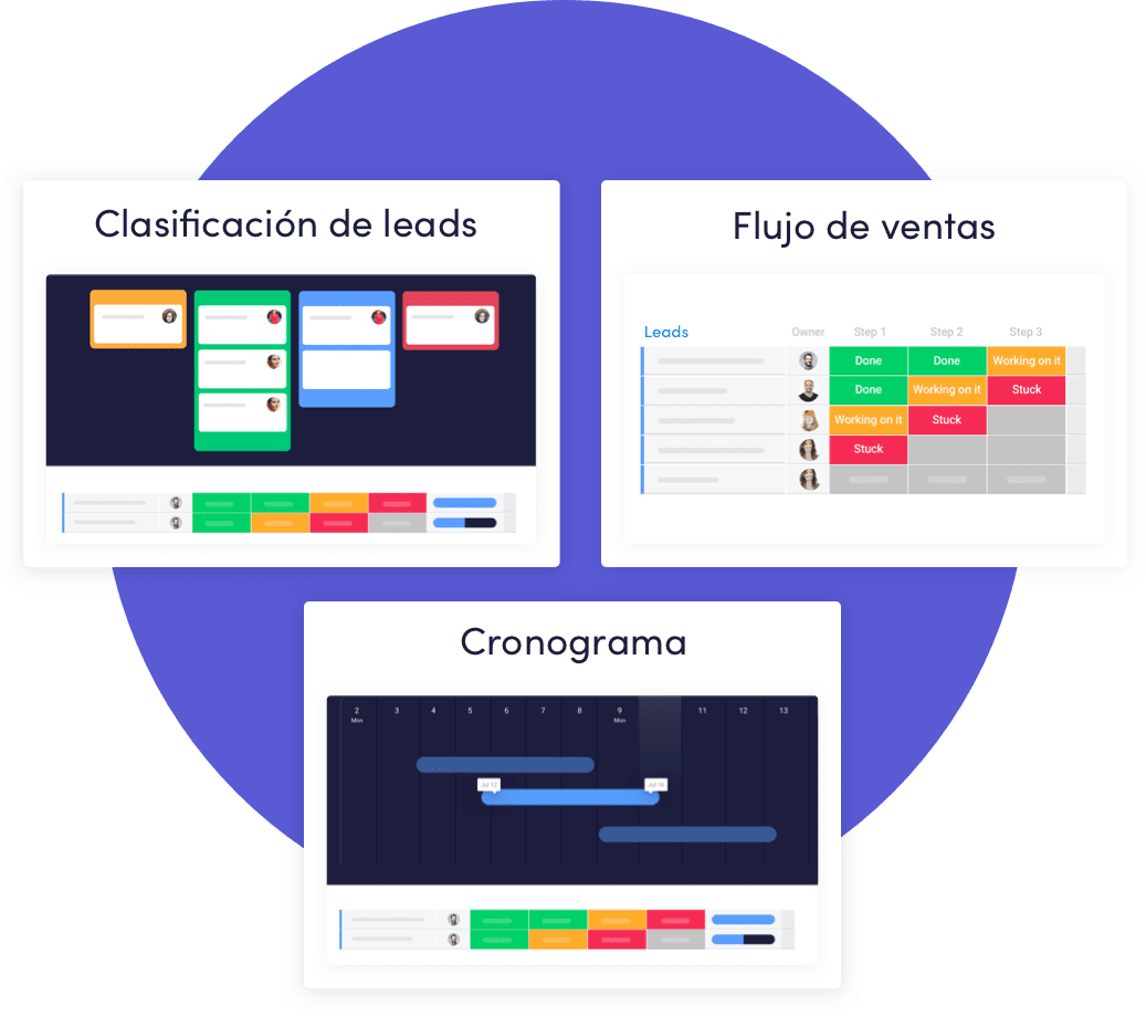project management boards