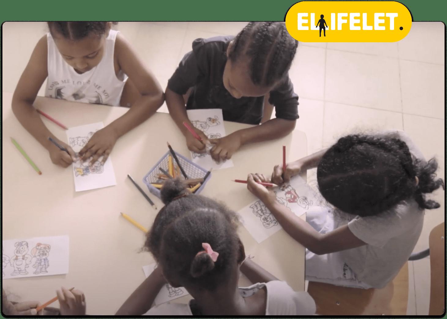 Elifelet for Refugee Children
