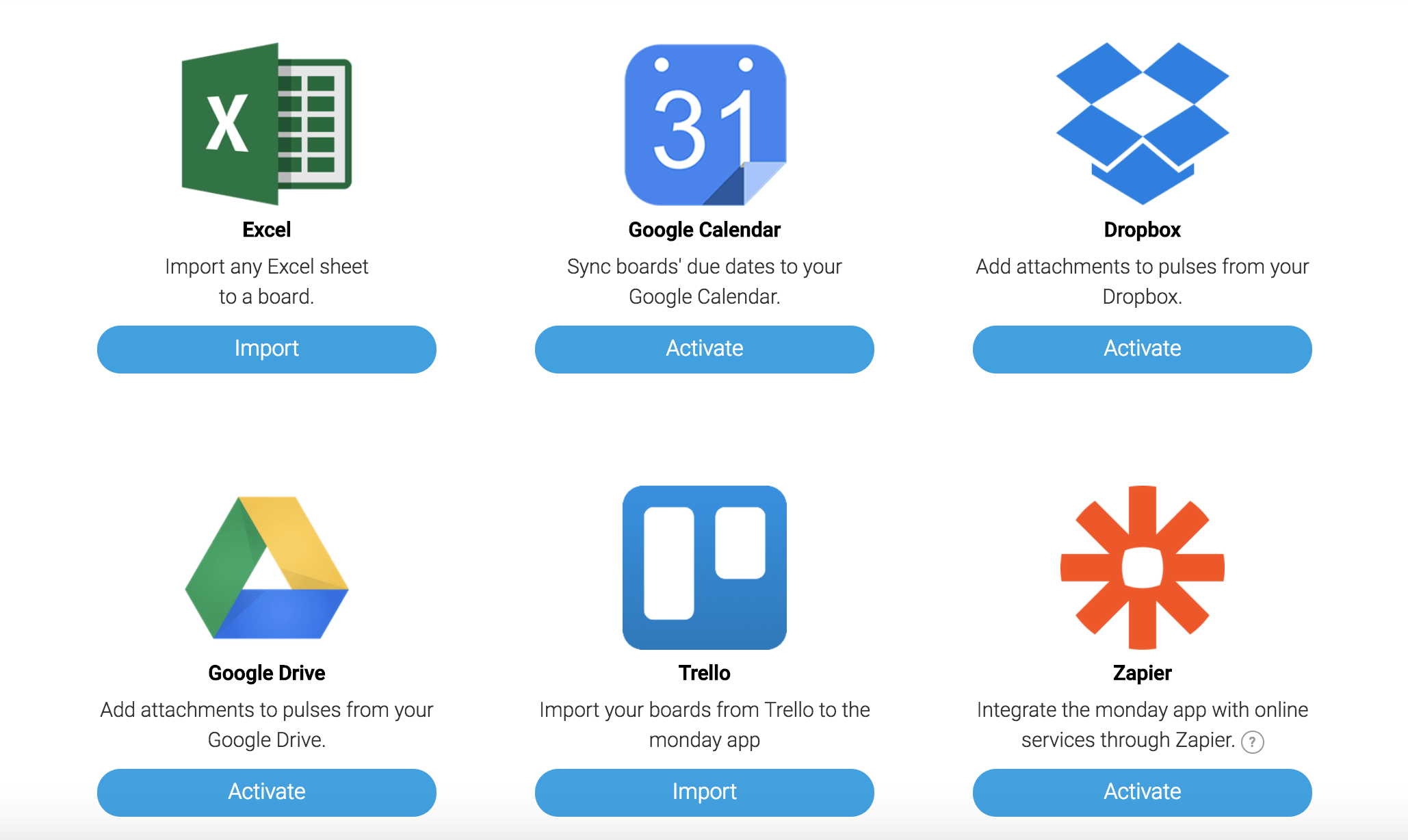 Project Management Integrations