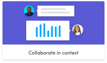 collaborate in context