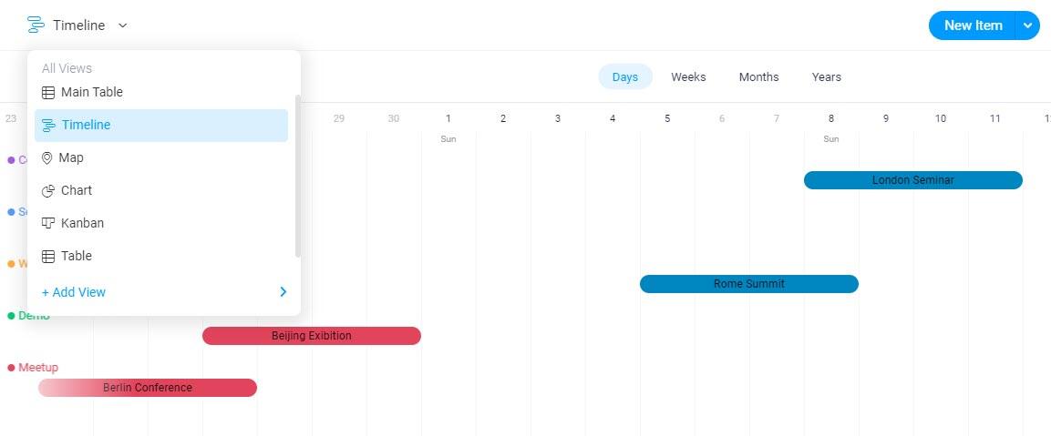 event-planning-views