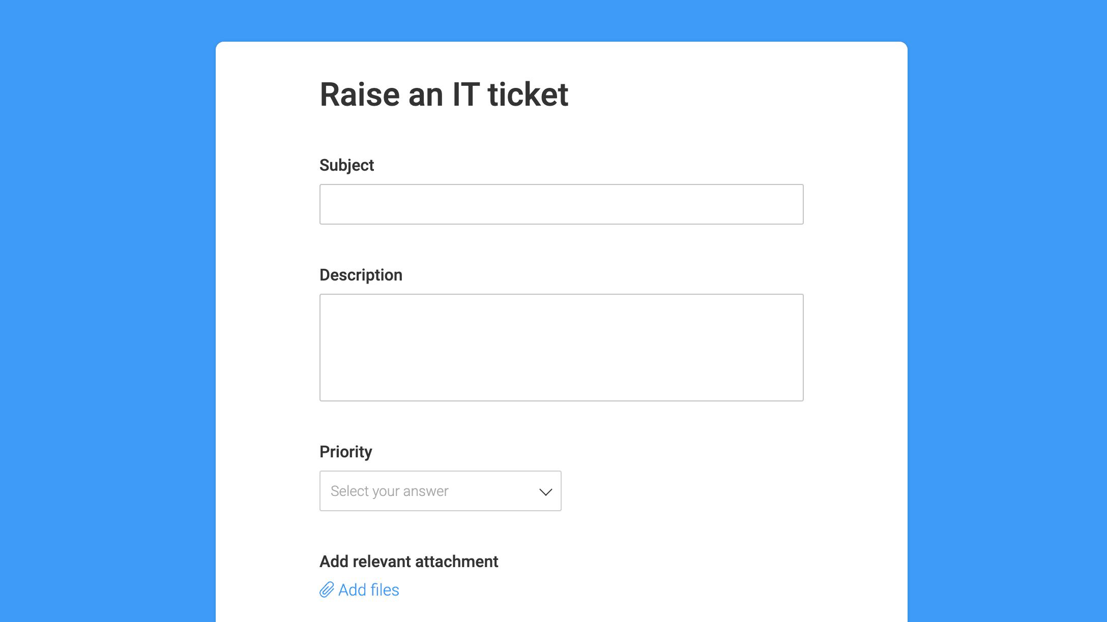 Raise an IT ticket 2020 06 10 08 38 23